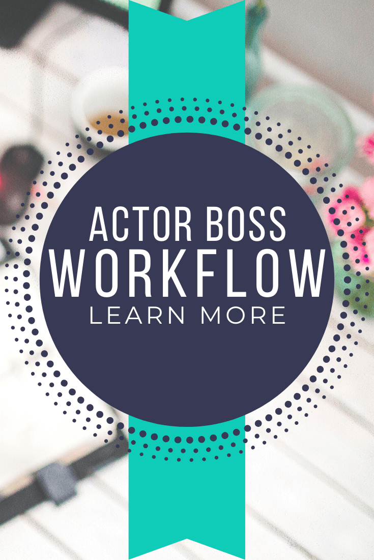 How to Become a Professional Actor