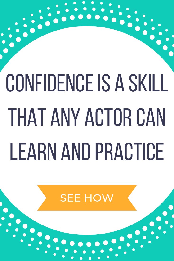 Confidence Exercise for Actors