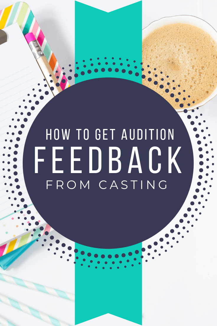 How to Get Audition Feedback From Casting Directors