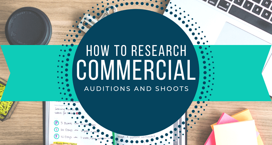 How to Land a Commercial Audition