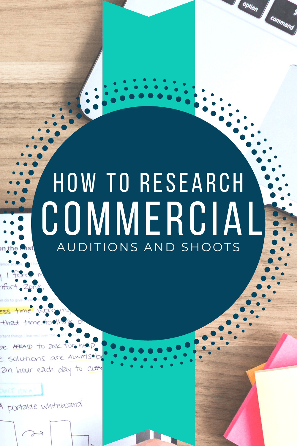 How to Practice for a Commercial Audition