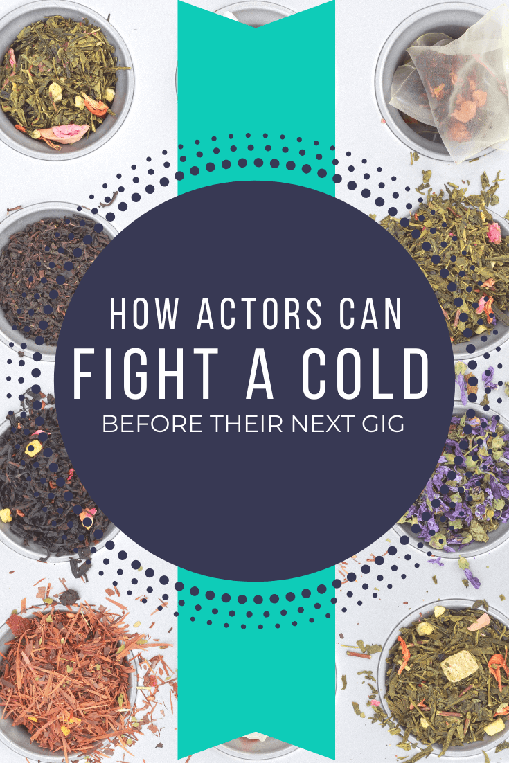 How Actors Power Through Colds