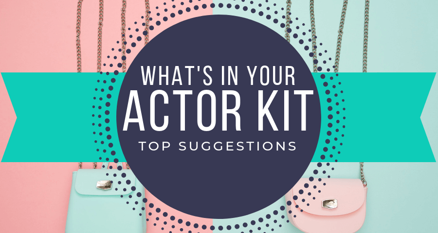 Actor Audition Kit